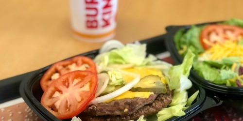 What Should I Order at Burger King? We've Got Ya Covered w/ Our Keto Dining Guide!