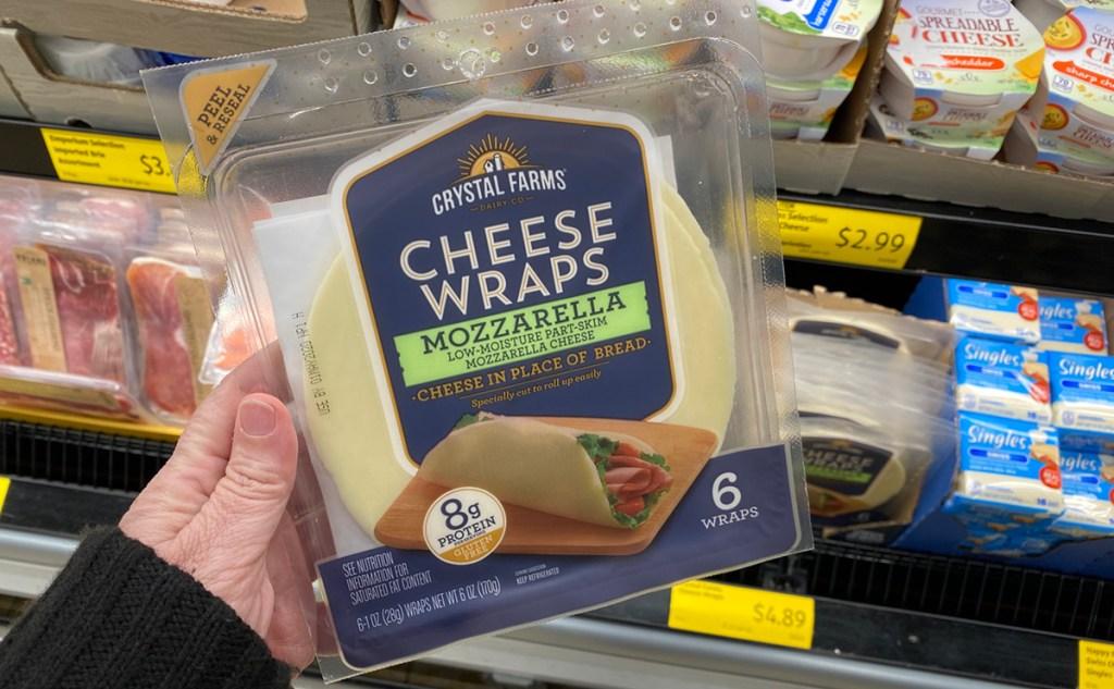 aldi cheese wraps