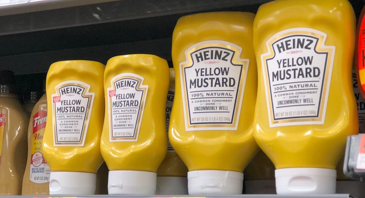 best keto-friendly condiments — mustard