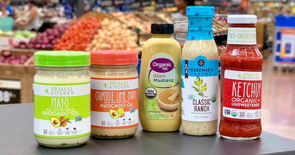 keto-friendly condiments at walmart