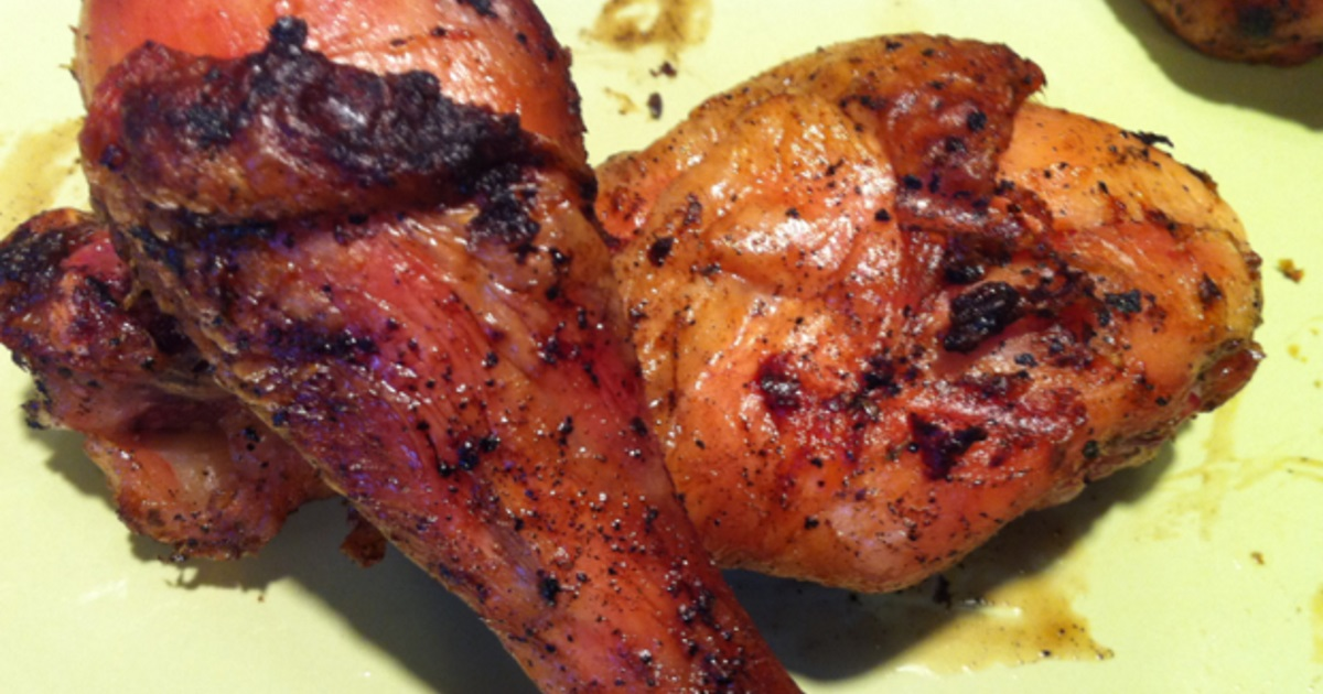 Easy Keto And Low Carb Chicken Marinade