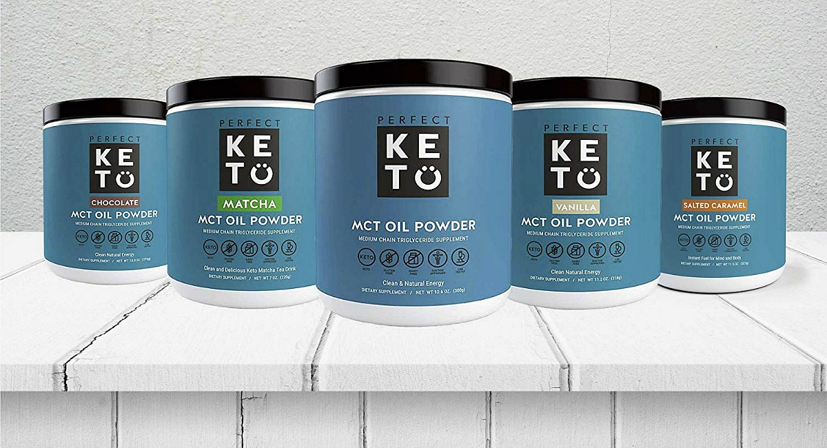 keto mct oil supplements – perfect keto mct oil powder flavors