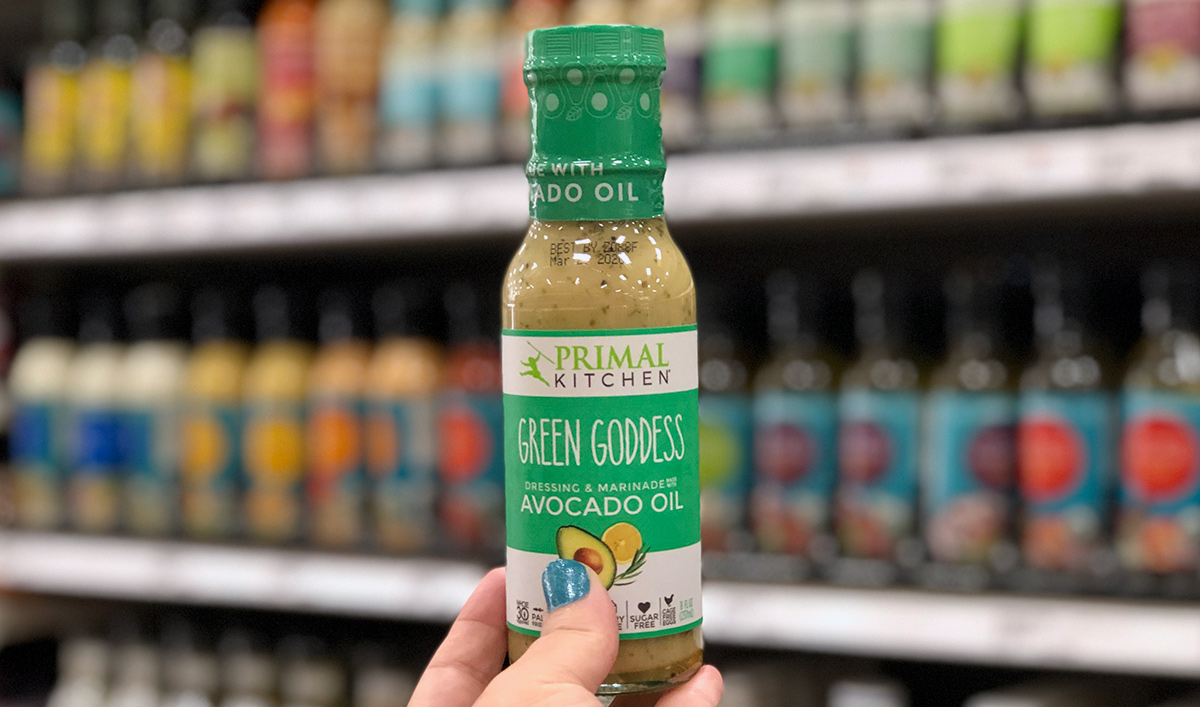 primal kitchen green goddess keto salad dressing