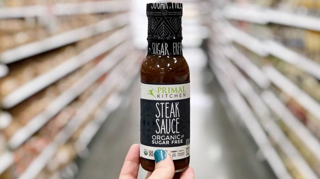 primal kitchen sugar-free steak sauce