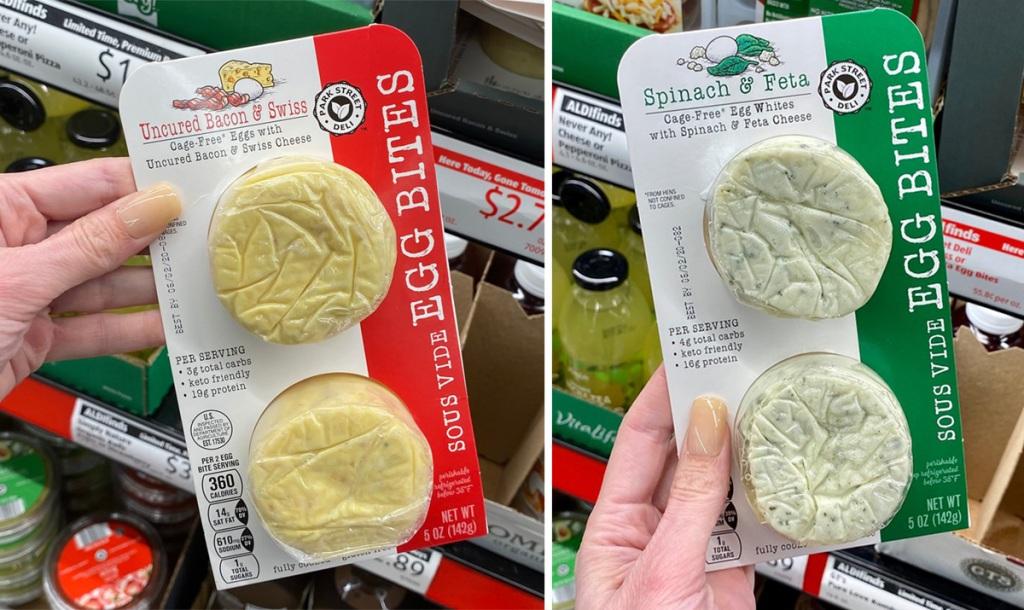 best keto finds aldi - sous vide egg bites