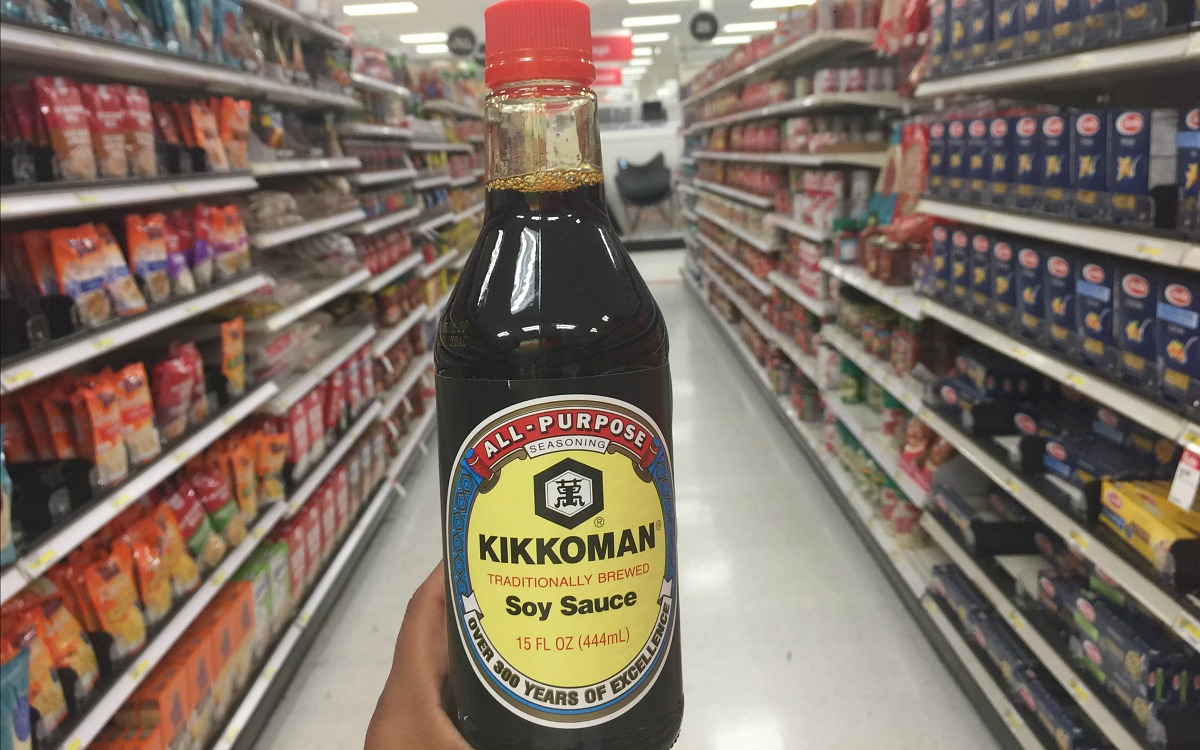 best keto-friendly condiments — soy sauce