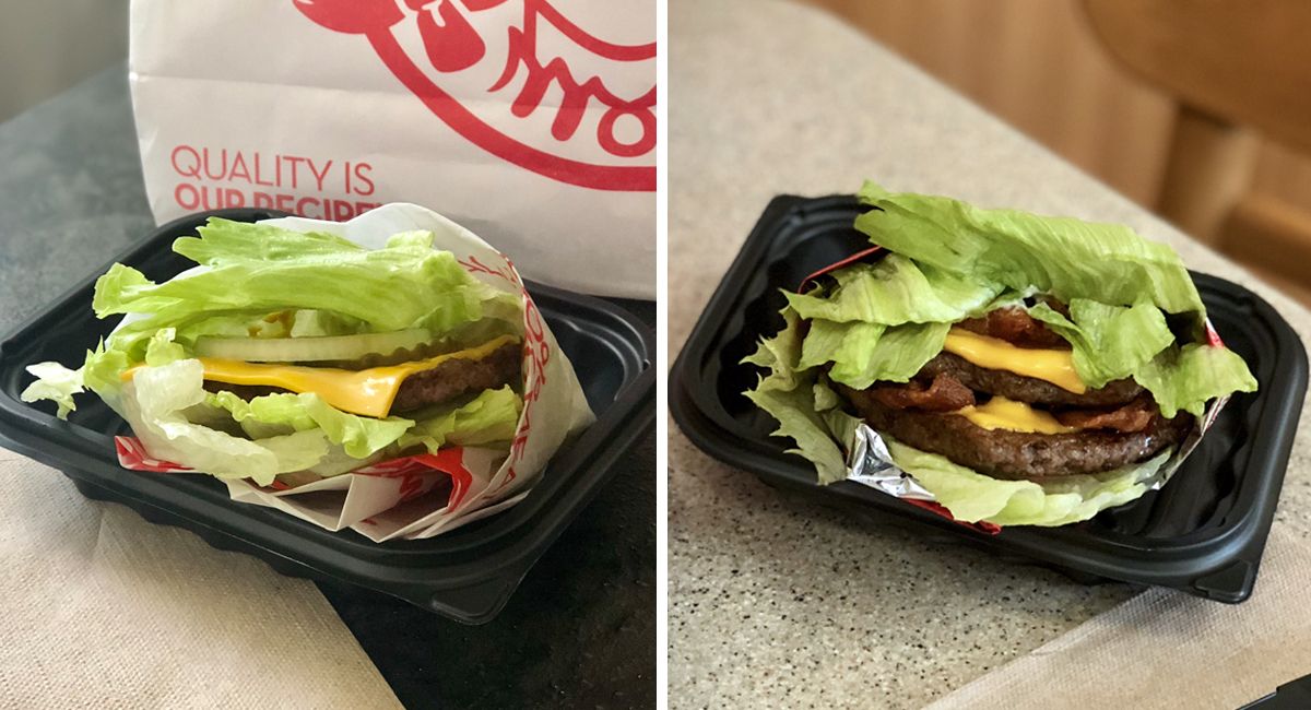 more meat for less — wendy's burgers