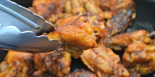 Make Keto Chicken Wings in Your Crockpot!
