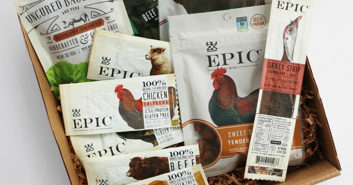 epic keto snacks coupons – Epic snacks in a box