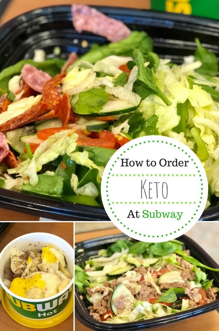 What Should I Order at Subway? Keto
