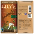 Lily's caramelized salted bar