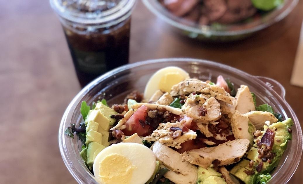 salad at panera bread