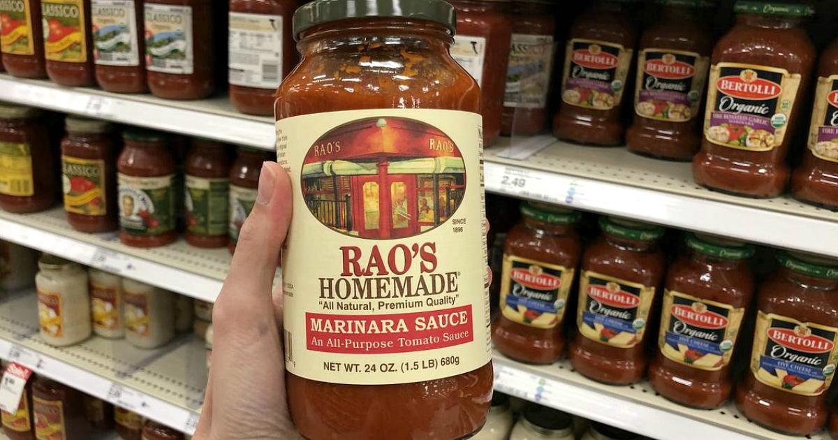 Rao's Marinara Sauce at TArget
