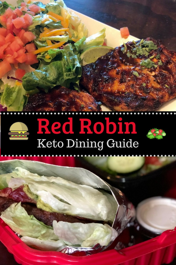 keto diet red robin