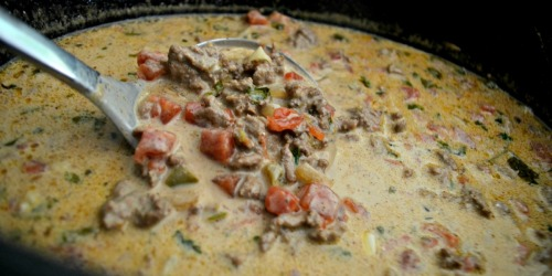 Make the BEST Keto Taco Soup in Your Slow Cooker or Instant Pot!