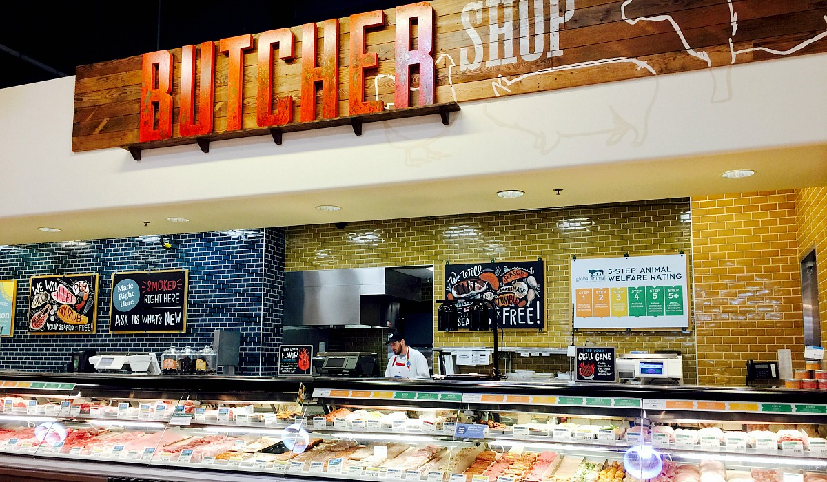 keto whole foods shopping tips to save money – butcher shop at whole foods