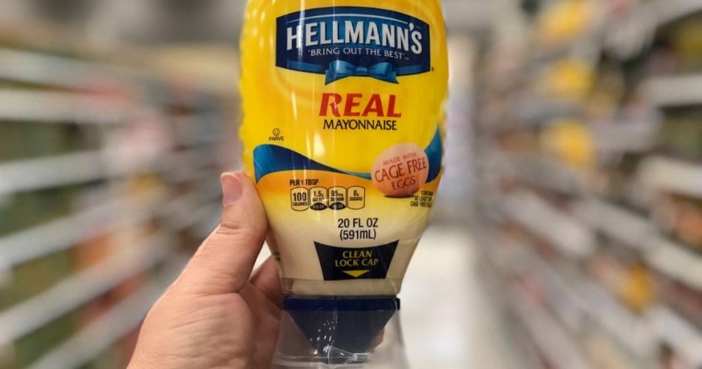 hellmanns mayo on keto foods list