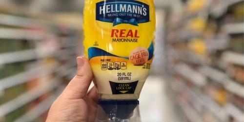 We Love Hellmann's Real Mayonnaise