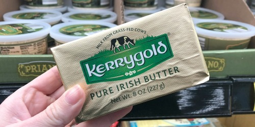 We LOVE Kerrygold Pure Irish Butter | Score $4 Instant Savings at Costco