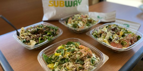 All the Best Subway Keto Menu Options