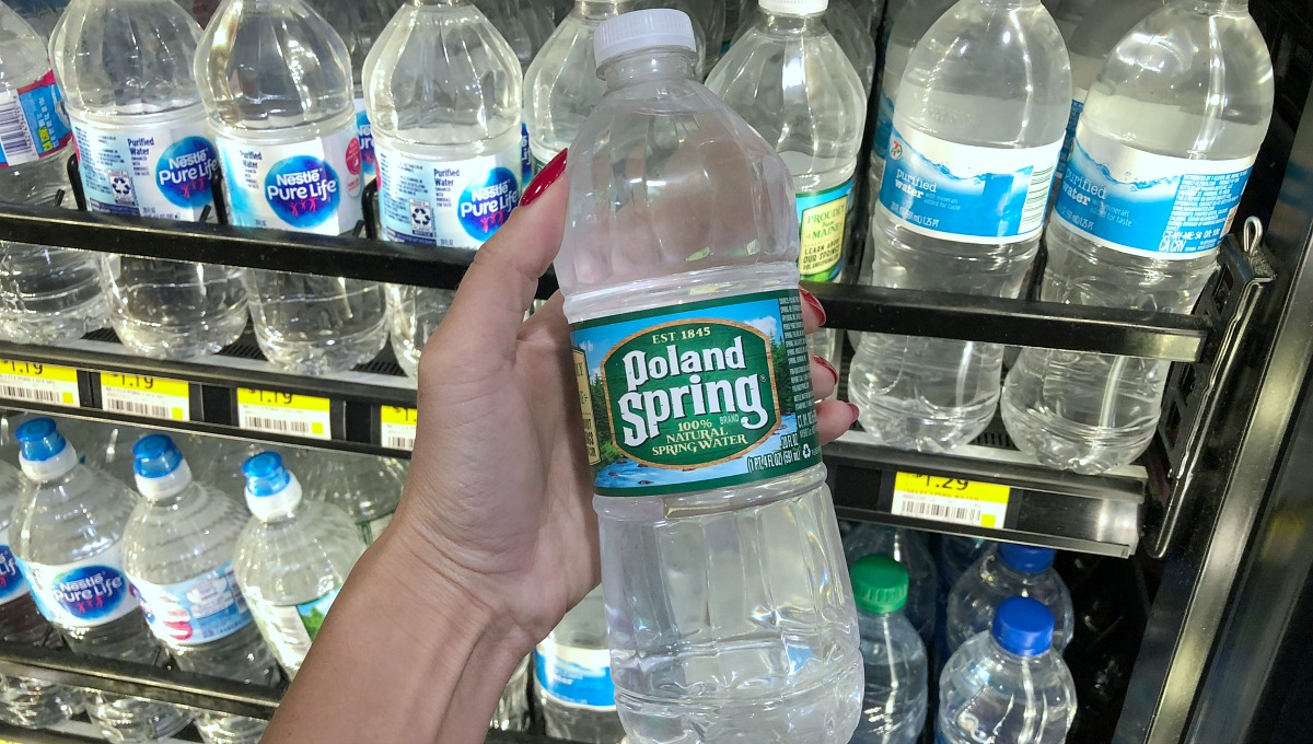 gas station keto-friendly snacks gas – poland spring water bottle