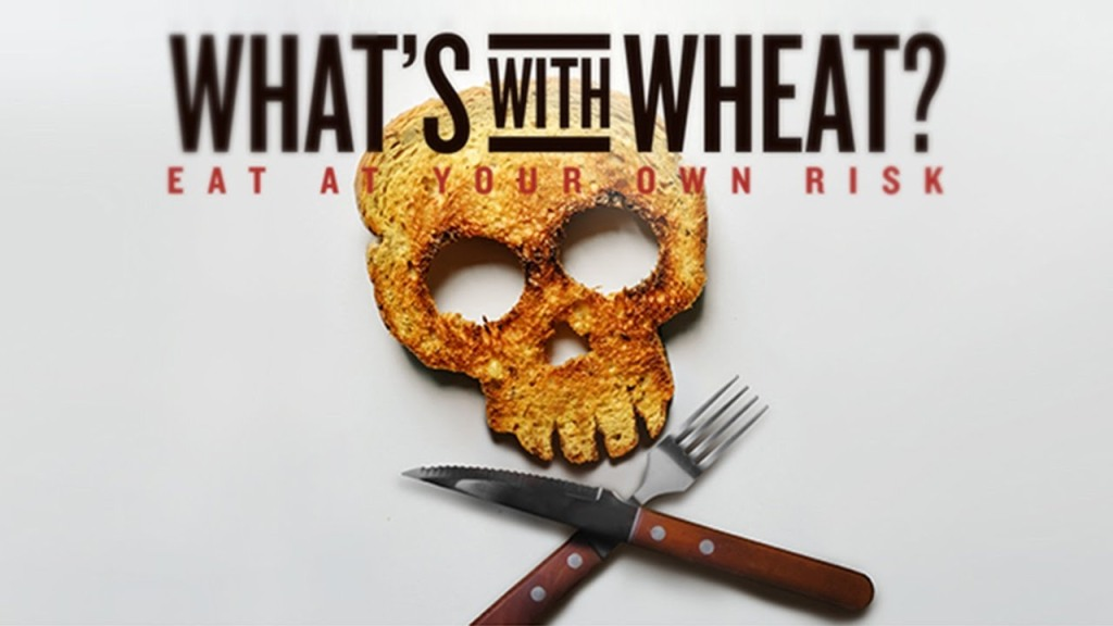 food documentary what's with wheat poster