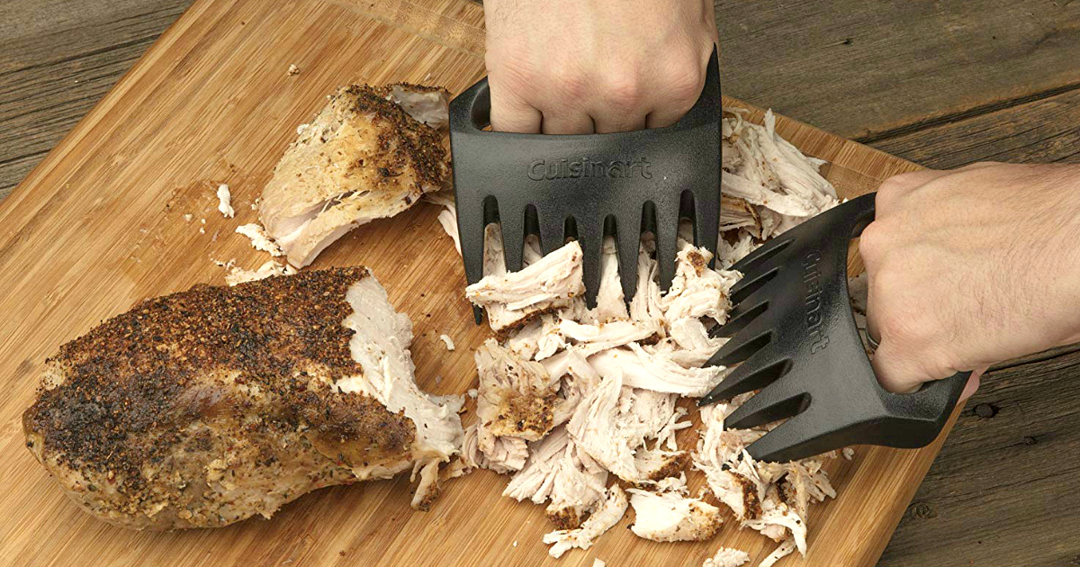Get zulily deals on keto products like these Cuisinart shredding claws