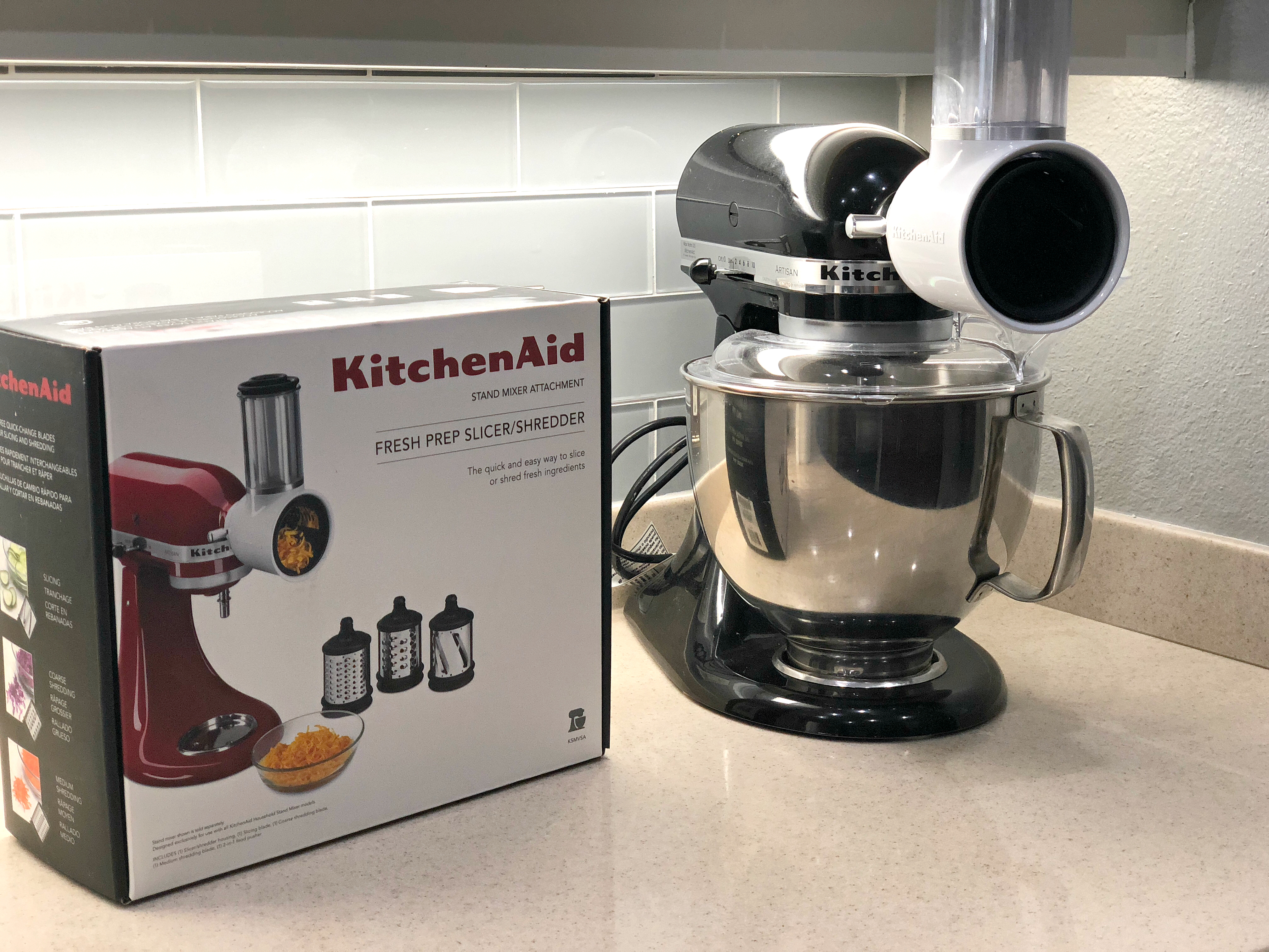 Kitchenaid Slicer Attachment for Hip2Keto