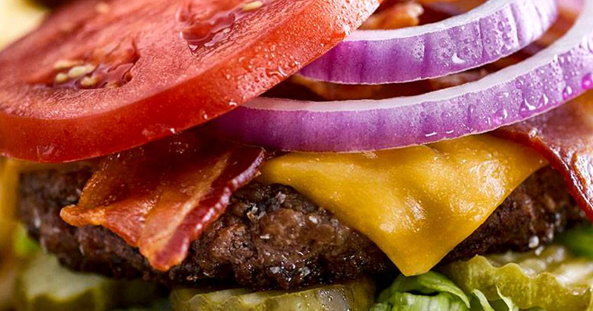 Get 2018 national cheeseburger day keto deals like this Ruby Tuesday Keto Burger