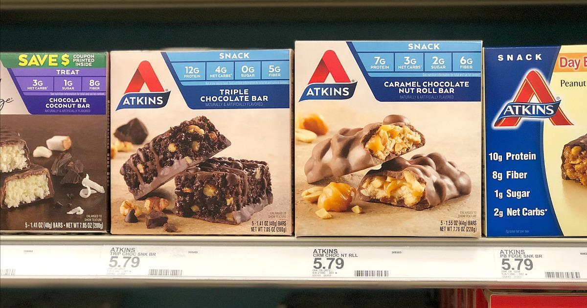 common keto diet mistakes — atkins energy bars