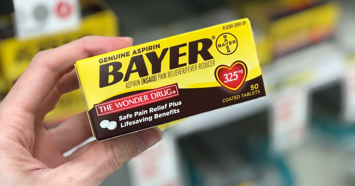 We ask our keto nutritionist about syrup, medication (like this Bayer aspirin), and hunger
