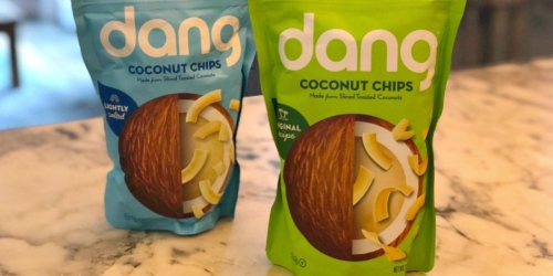 These Coconut Chips Are SO Dang Good!