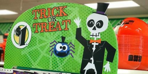 25 Teal Pumpkin Approved Non-Candy Halloween Treat Ideas