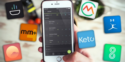 Our 7 Favorite Keto Smartphone Apps We Can't Live Without (Most Are FREE!)