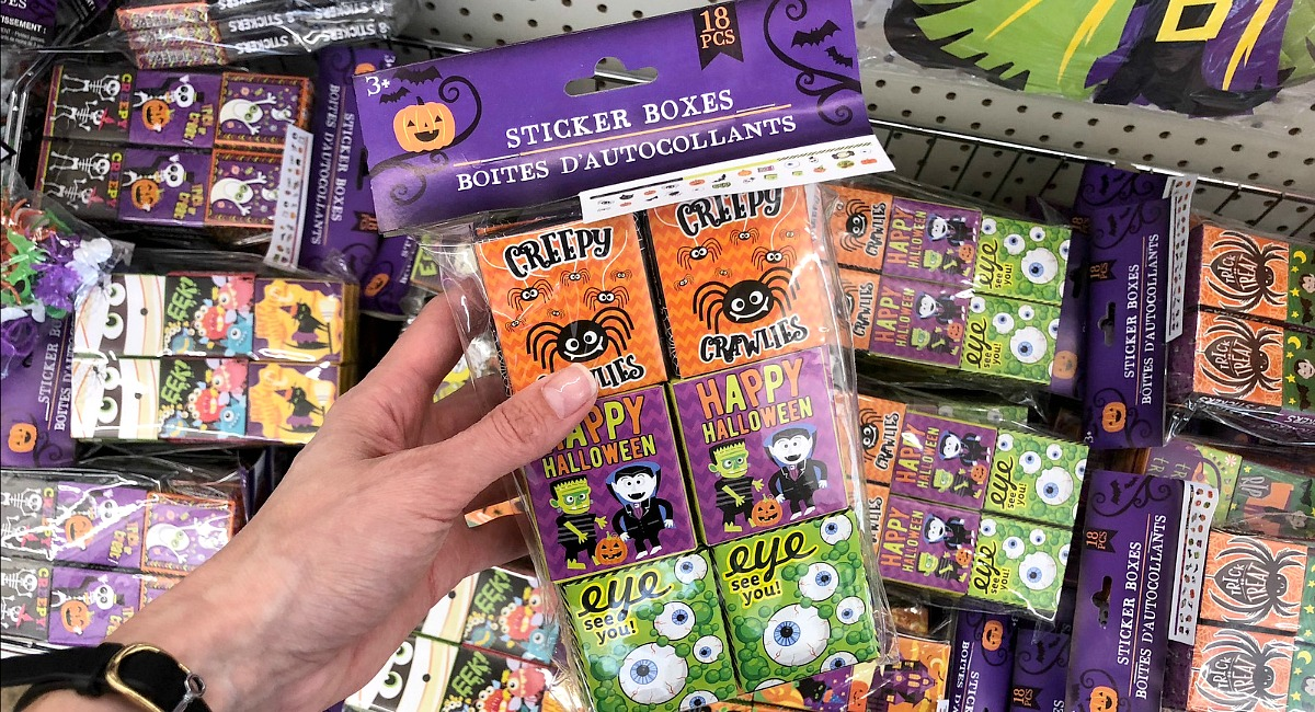 25 Halloween Teal Pumpkin Dollar Tree Treat Ideas