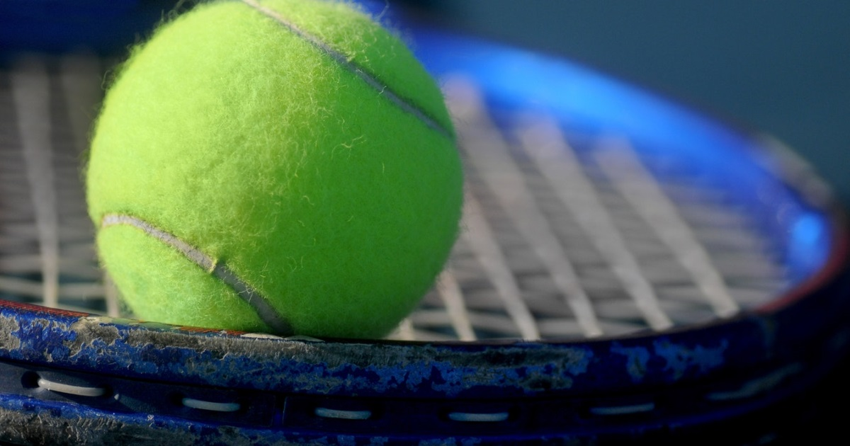 We ask a keto nutritionist about hashimoto's, cheat days, and exercise- here, a tennis racket and ball