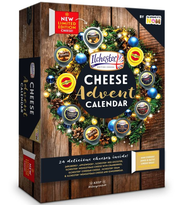Cheese Advent Calendar at Target – Advent calendar box
