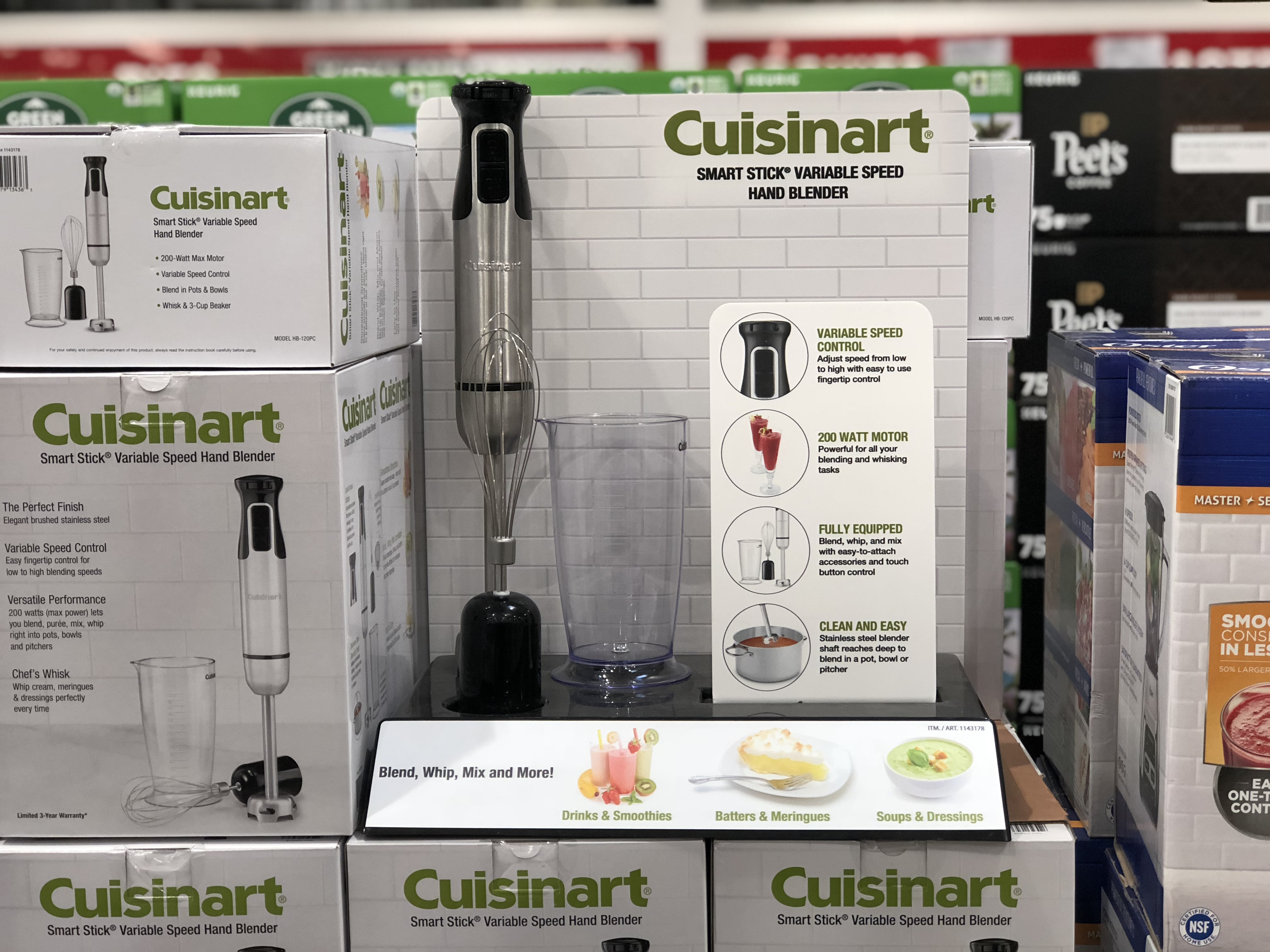 Cuisinart Smart Stick Blender at Costco
