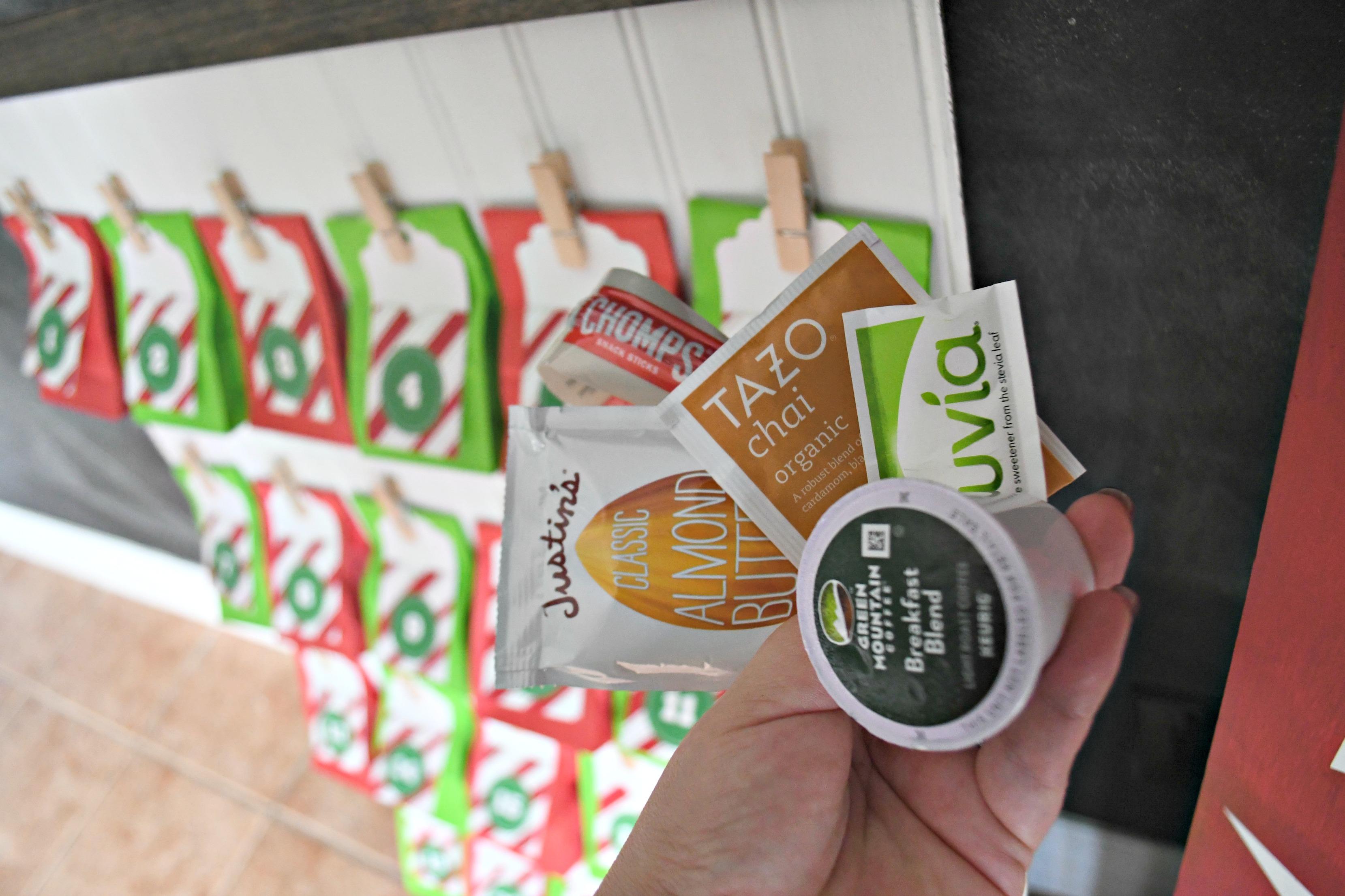 DIY Keto Advent Christmas Calendar – More items to add to an advent calendar