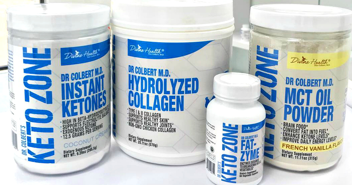 Get a ketozone deal on mct oil powder, collagen, and more – keto zone products for keto dieters