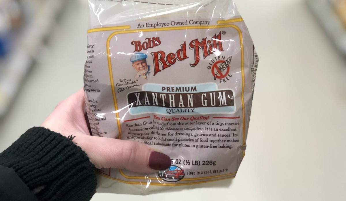 keto stocking stuffers — bob's red mill xanthan gum