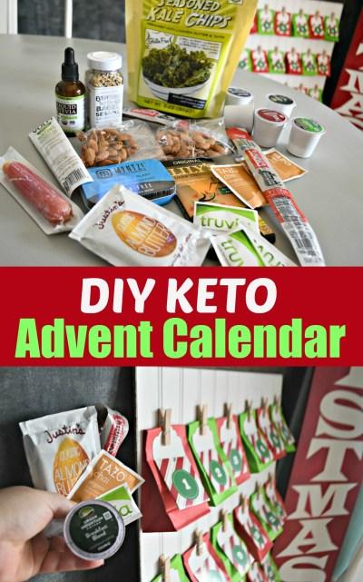DIY Keto Advent Calendar