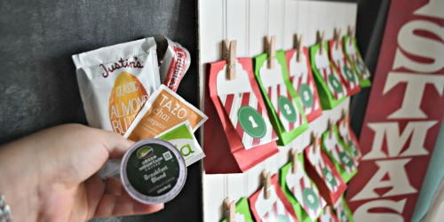 DIY Keto Christmas Advent Calendar