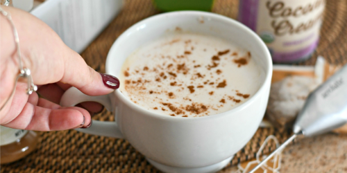 Warm Up with a Starbucks-Inspired Keto Chai Tea Latte