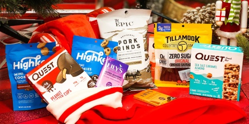 "15 Stocking Stuffer Ideas for The Keto Eaters On Your ""Nice"" List"