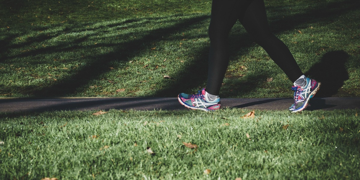 tips and tricks for fasting — go out for a walk