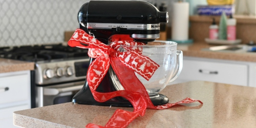 This KitchenAid Bundle ($495 Value!) Giveaway Has Ended