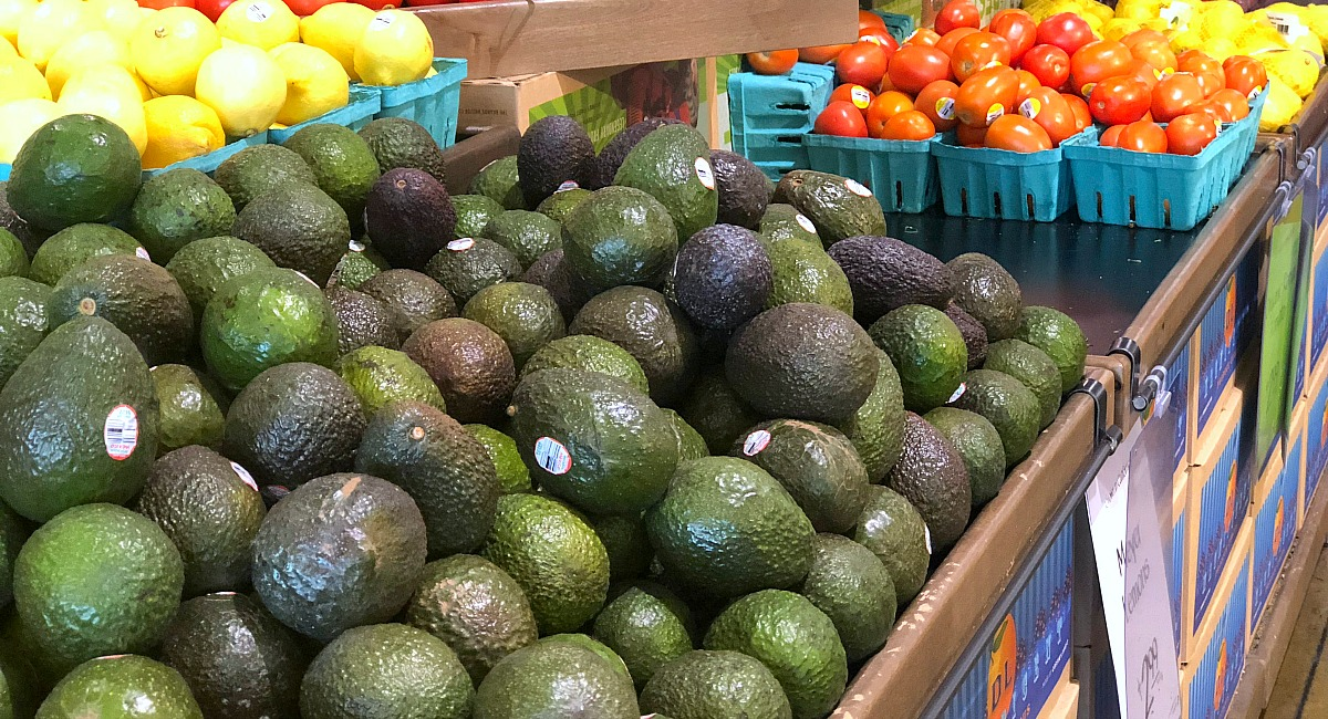 avocados at whole foods