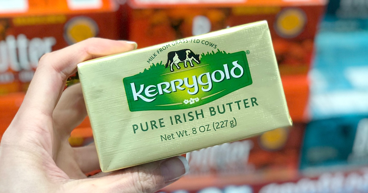 cheapest keto staples — kerrygold butter
