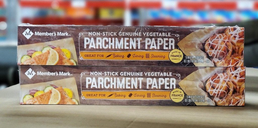 members mark parchment paper sams